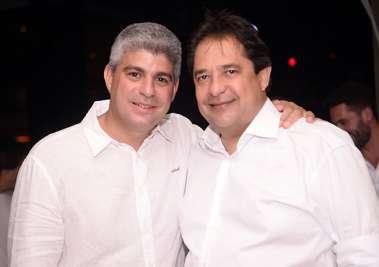 Maurício Bezerra Secretário de Segurança Pública da Bahia e José Alves Secretário de Turismo da Bahia