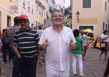 Vereador Lessa no 2 de julho em fotos de Valterio