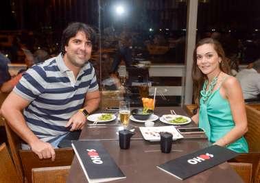 Luana e Alexandre Cunha Guedes Neto em fotos de Valterio