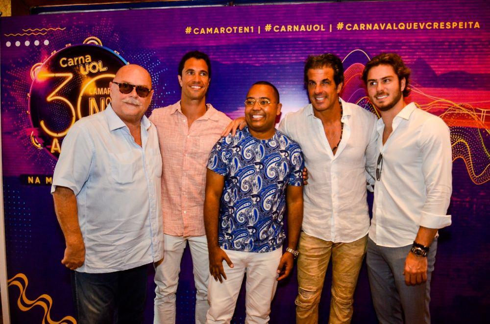Aconteceu nesta terça-feira , 28/01, o lançamento da 30ª edição do Camarote N°1, no Boteco Boa Praça, Rio de Janeiro.