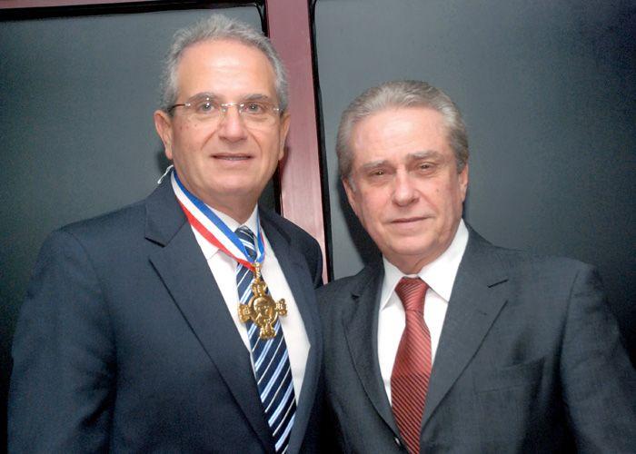 Antoine Tawil Recebeu Título de Comerciante do Ano 2011 e Medalha Visconde de Cairu