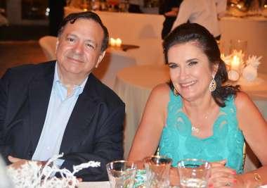 Livinha e Mike Machado em fotos de Valterio Pacheco