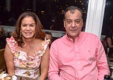 Zoilda e Alberto Holtz no Soho em fotos de Valterio