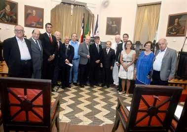 Diretoria, Suplentes, Conselho Fiscal e Conselho Fiscal Suplente 2020/2021 em fotos de Valterio