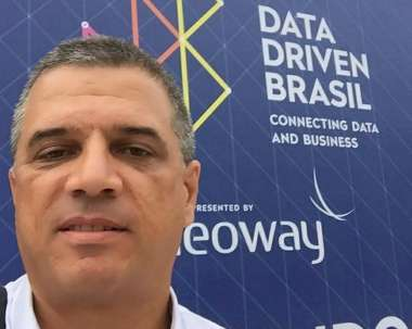 CLAUDIO CARVALHO, DA MORYA, PARTICIPOU DO DATA DRIVEN BRASIL EM FLORIANÓPOLIS