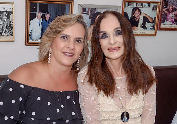 Verinha Luedy organizou almoço beneficente  no Alfredo di Roma em prol do Abrigo São Gabriel.Veja as fotos