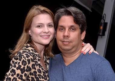 Helena e Jenner Augusto da Silveiro no Soho em fotos de Valterio Pacheco