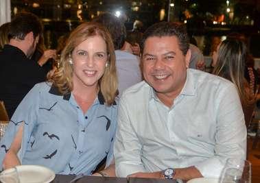Mônica e Marcelo Sacramento em fotos de Valterio