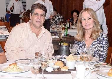 Cristina Lisboa Martins e Fernando Martins FIlho