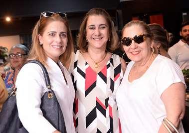 Patrícia Vale, Conceição Valente e Rita Magalhães