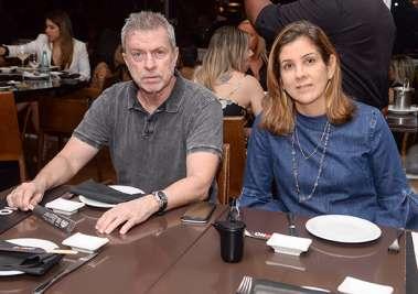 Osmax e Silvia no Soho em fotos de Valterio Pacheco