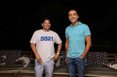 Artur Garin e Ricardo Nobre