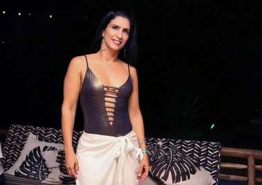 Karine Queiroz em Trancoso
