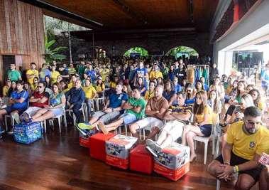 Restaurante Amado Brasil 2 Sérvia 0