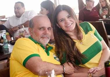 Paula e Everton Visco no Soho em fotos de Valterio