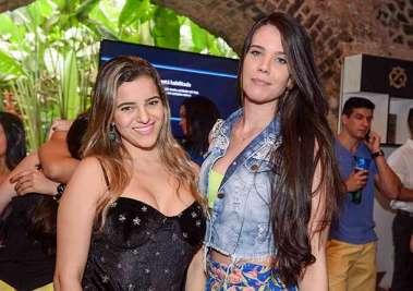 Verena Scavello e Lhais Melo em fotos de Valterio