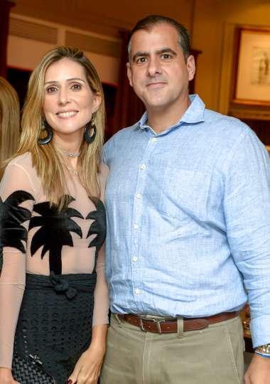 Joana e Márcio Tanure em fotos de Valterio