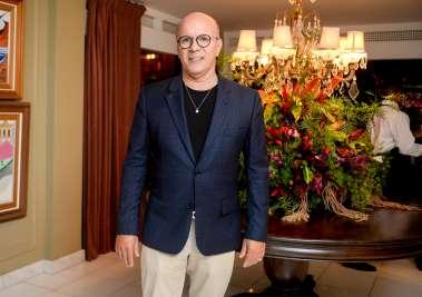 Ferreira Jr o responsável pela bela decoração em fotos de Valterio