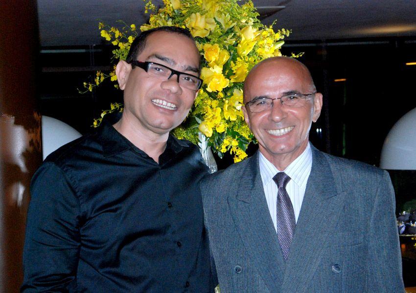 Conceição Queiroz comemora aniversário em alto estilo no restaurante Lafayette