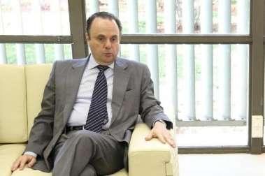 Mário Vilalva embaixador do Brasil em Berlin substituirá Alexando na APEX