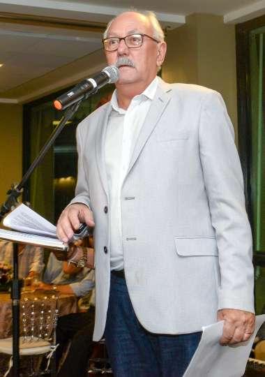 Antonio Fernandes Administrador do Yacht Clube da Bahia em fotos de Valterio Pacheco