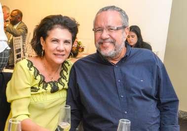 Suzana e José Luiz Simões em fotos de Valterio