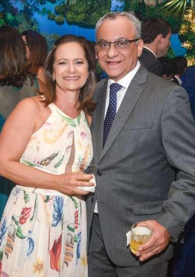 Kitty e João Arthur Rego