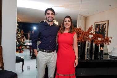 Felipe Pinto e Moema Pitanga
