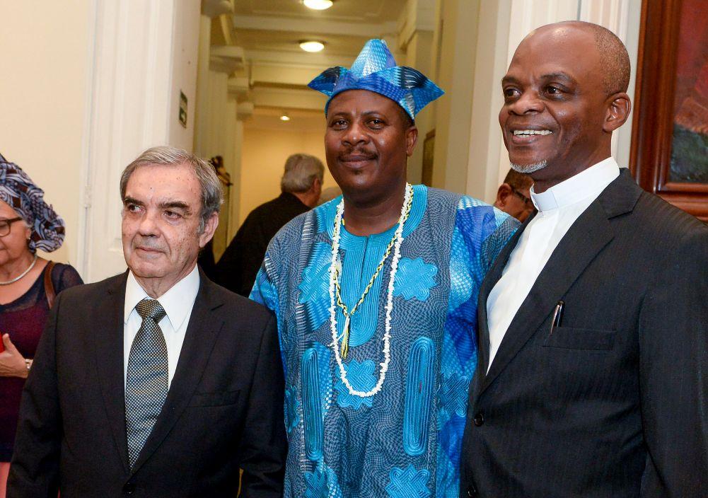 Festa com premiação para comemorar os 124 anos do Instituto Geográfico Histórico da Bahia, ontem 15 de maio.Veja mais...