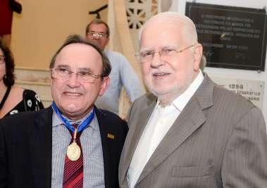 Carlos Andrade e Manuel Castro em fotos de Valterio