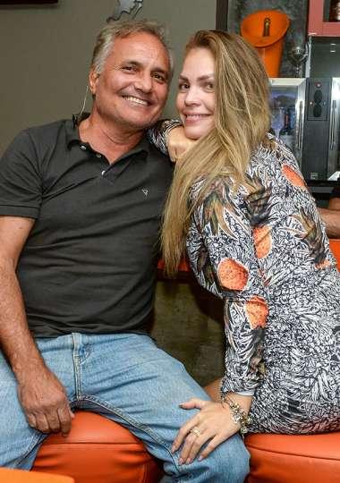 Pâmela e Cesar Phileto em fotos de Valterio Pacheco
