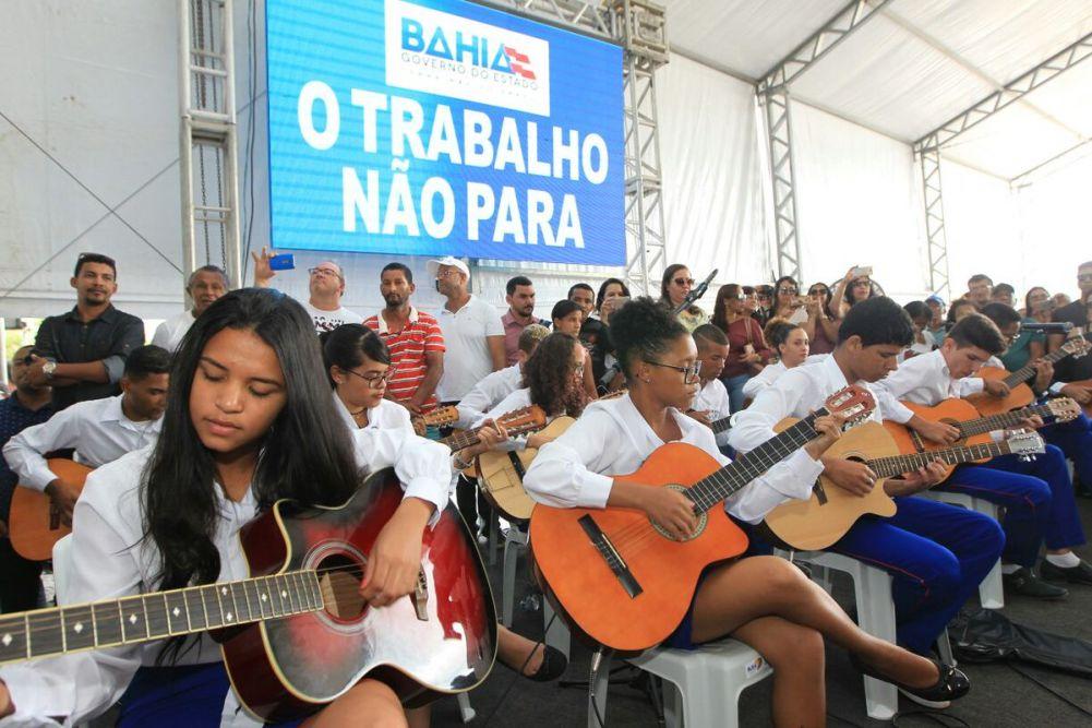 Jacobina uma região com mais saúde e mais ações por parte do governo Rui Costa