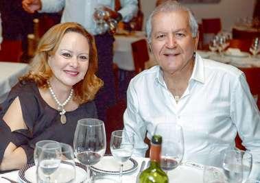 Vivia Tanure e Walter Lima em fotos de Valterio