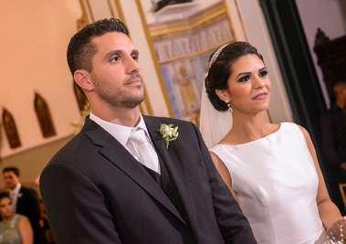 Rodrigo Aoaud e Thais Darzé se casaram
