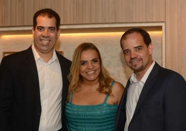 Odebrecht Realizações reúne convidados para apresentar a Casas Conceito, realizada pelo Grupo AV
