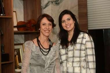 Claudia Biglia e Giselle Moinhos_Foto Imas Pereira