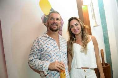 Gustavo Moreno e Luciana Lobo em fotos de valterio Pacheco
