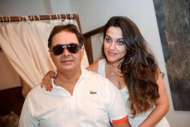 Guto Faria e Silvana Faria em fotos de Valterio Pacheco
