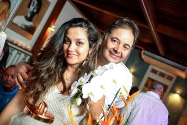 Silvana e Guto Faria