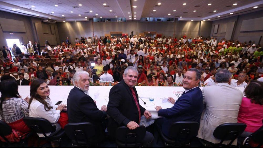 Coronel conclama o Brasil em defesa da Constituição Federal e da liberdade de Lula