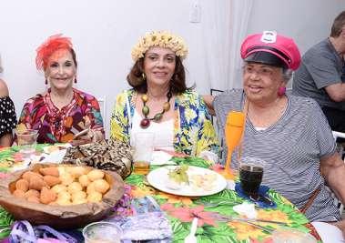 Feijoada ao Mar, a feijoada da July Isensee e Alexandra Costa no Cerimonial  Vila São José