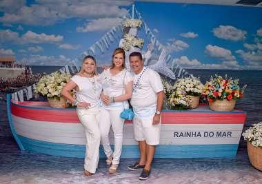 Cheff Fernanda Possa, Monica Bacelar Sacramento e Marcelo Sacramento em fotos de Valterio