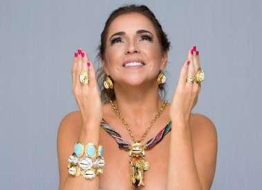 Daniela Mercury para Carlos Rodeiro - fotos de Celia Santos