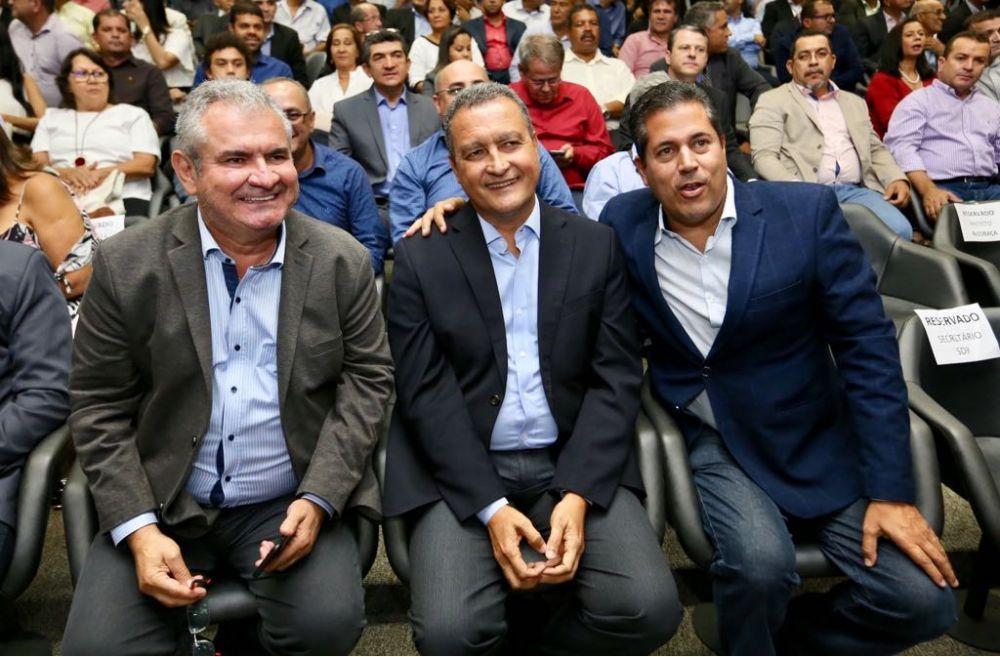 Sessão Especial amanhã na ALBA, solidariedade ao  ex-presidente Lula, uma iniciativa do Dep. Ângelo Coronel