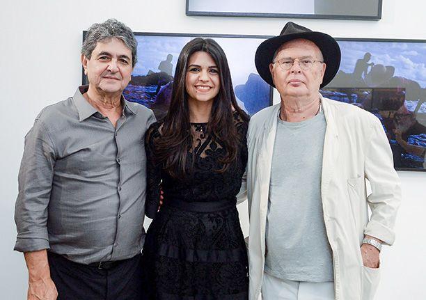 O famoso internacionalmente Miguel Rio Branco está com exposição na Galeria Arte Paulo Darzé até o dia 13 de julho.Click pra ver...