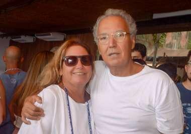 Rosana Imbassahy e Nizan Guanaes em fotos de Valterio Pacheco