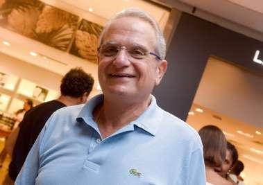 Tony Tawil da Lacoste em fotos de Valteiro