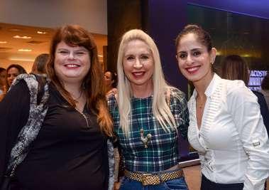 Nanda Lebram, Lia Ferreira e Karine Ferreira em fotos de Valterio