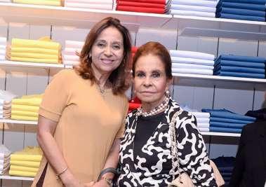 Cristiana Mendonça Mathias e Maria Helena Mendonça em fotos de Valterio