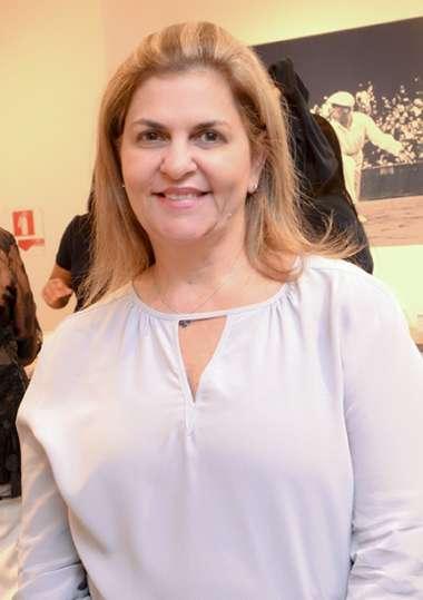 Leila Brito Superintendente da Fundação José Silveira em foto de Valterio